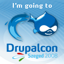 I am going to Drupalcon Szeged